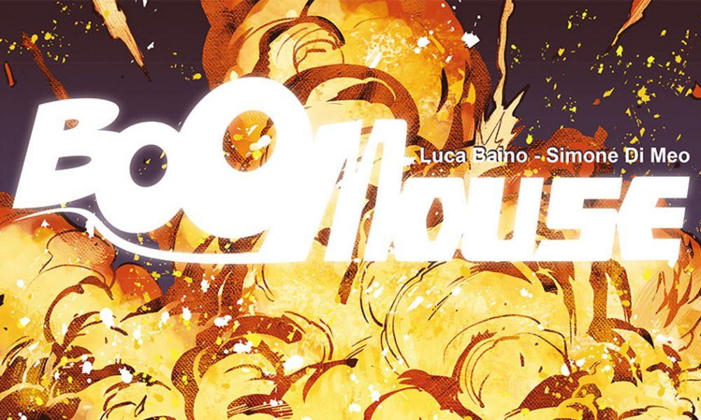 BooMouse #1 – Quando il topo fa esplodere i gatti (ninja)