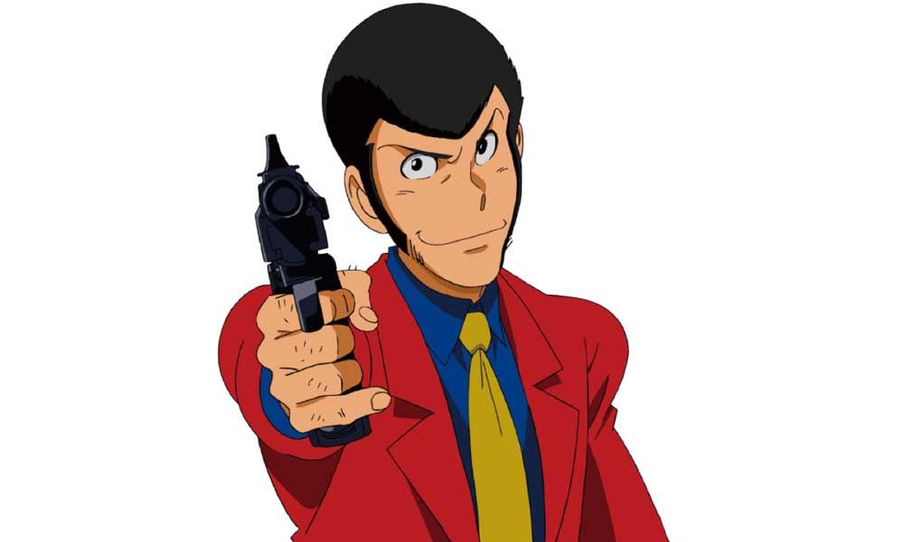 Lupin III #1 – Torna e va a ruba!