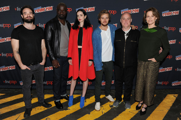 The Defenders cast