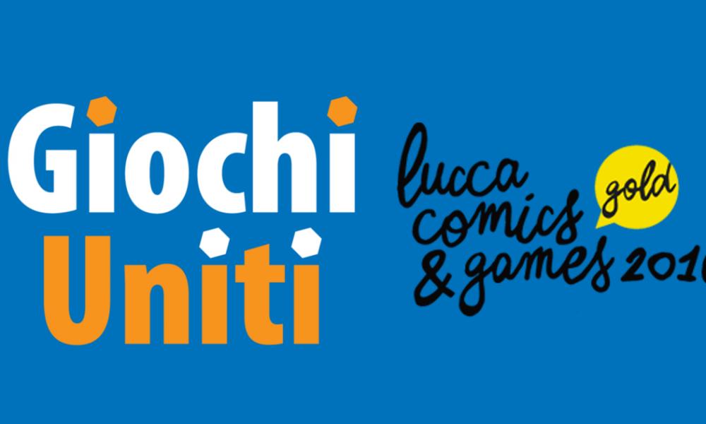 Le novità Giochi Uniti a Lucca Comics & Games 2016