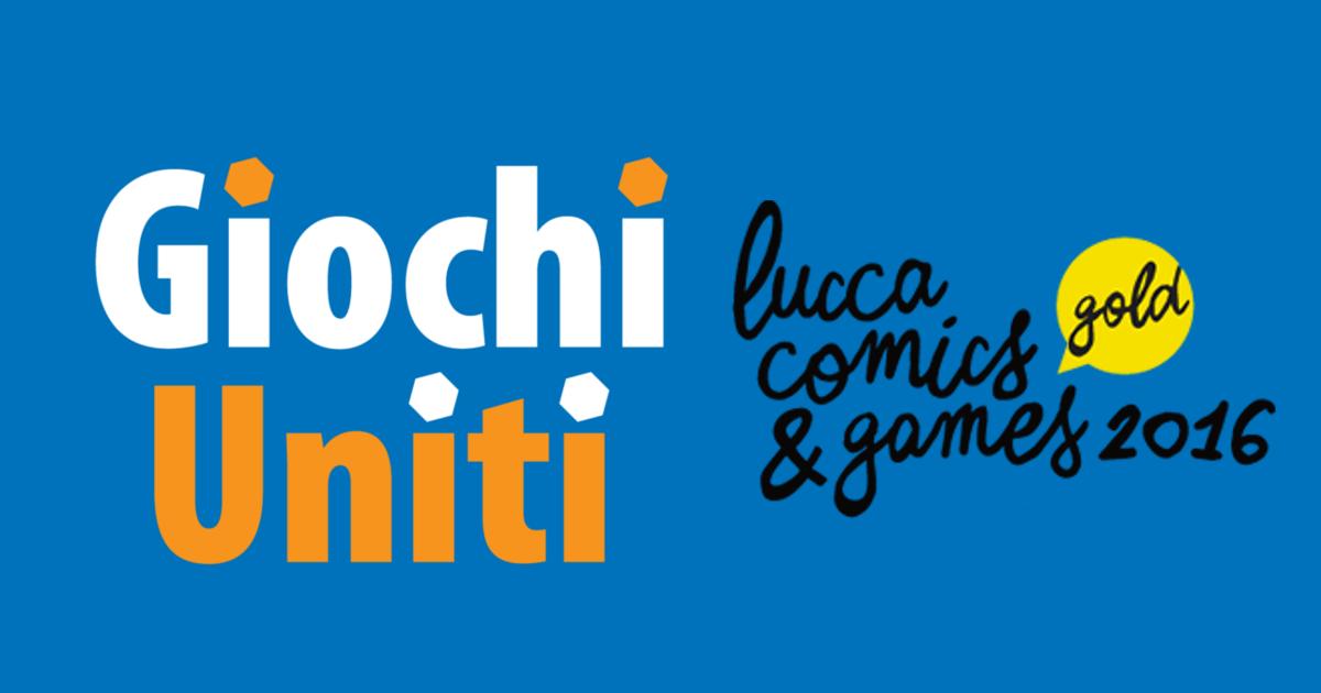 Giochi Uniti Lucca 2016