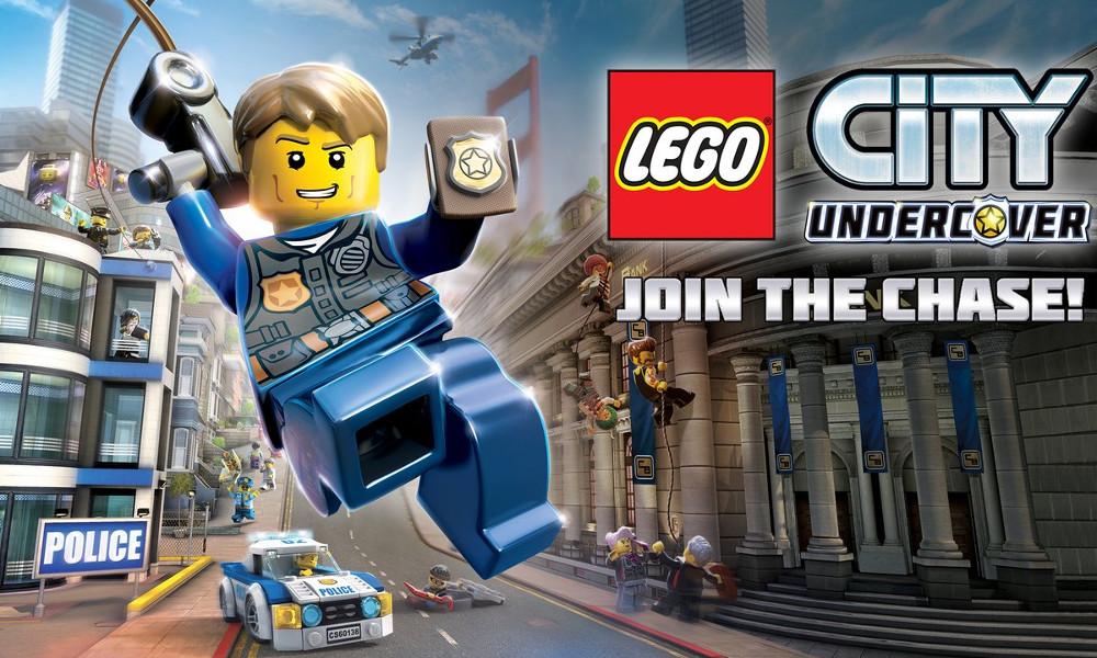In arrivo Lego City Undercover per tutte le piattaforme