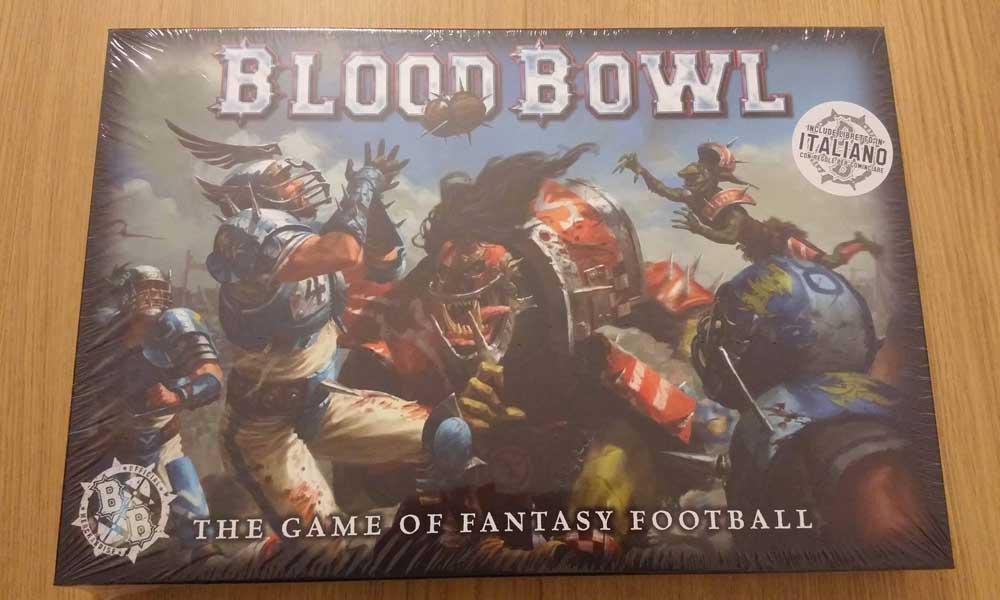 Blood Bowl nuova edizione – Mazzate sul campo da football