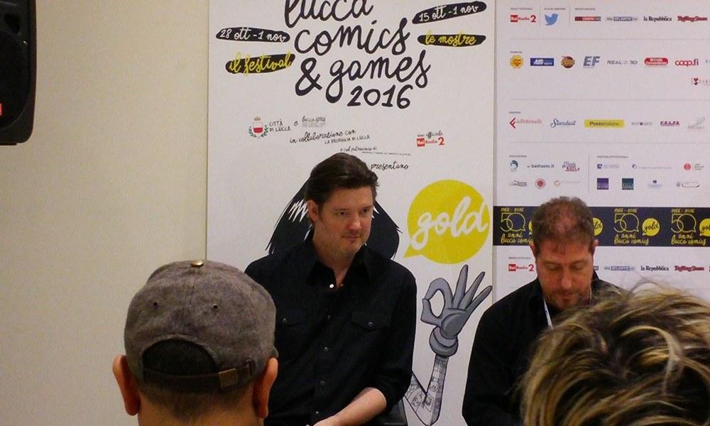 John Cassaday e Gabriel Hernández Walta