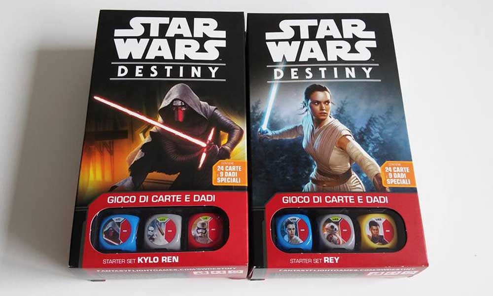 Star Wars: Destiny guida