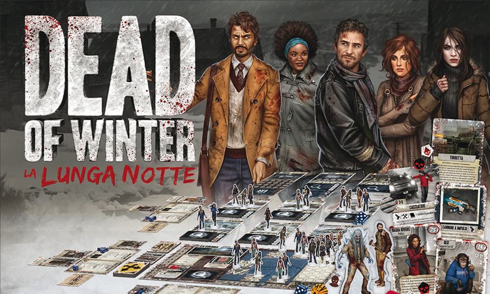 Dead of Winter: La Lunga Notte