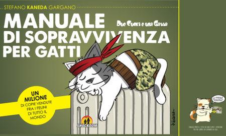 Manuale di sopravvivenza per gatti
