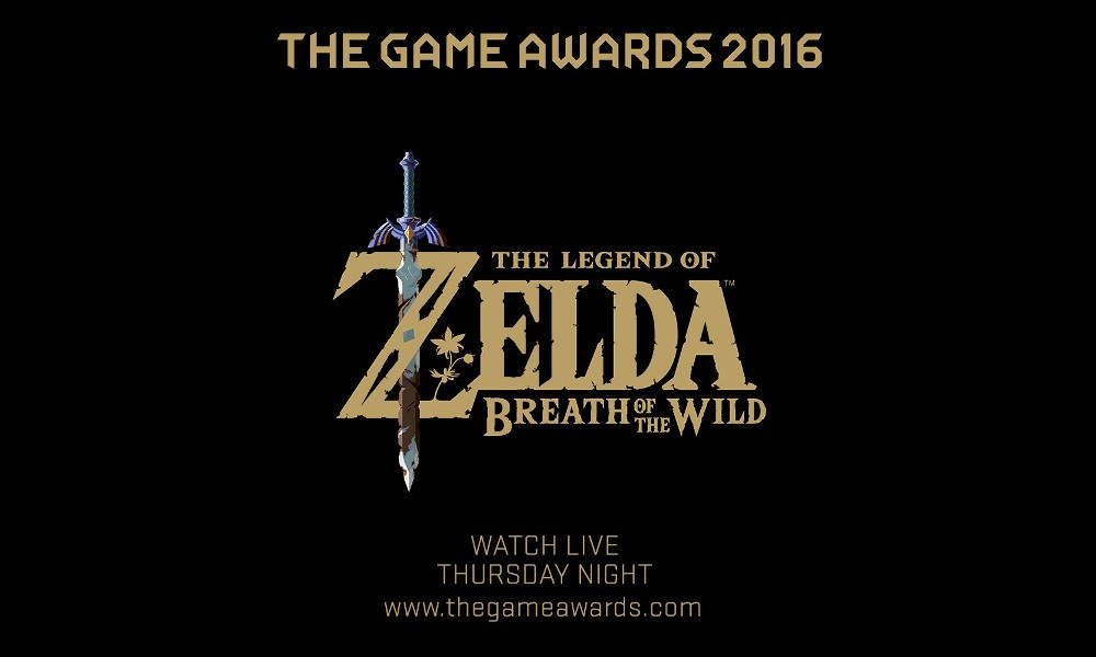 zelda game awards