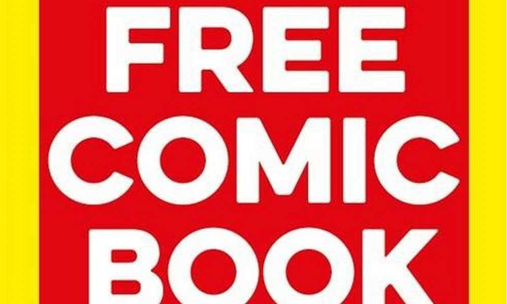 Panini free comic book day