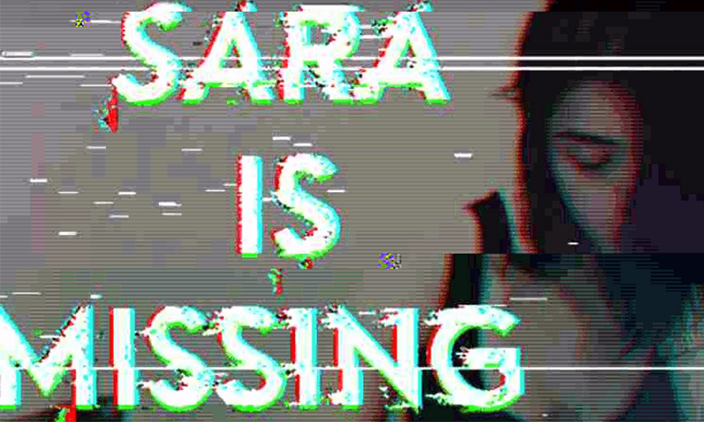Sara is missing recensione
