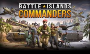 Battle Islands: Commander annuncio