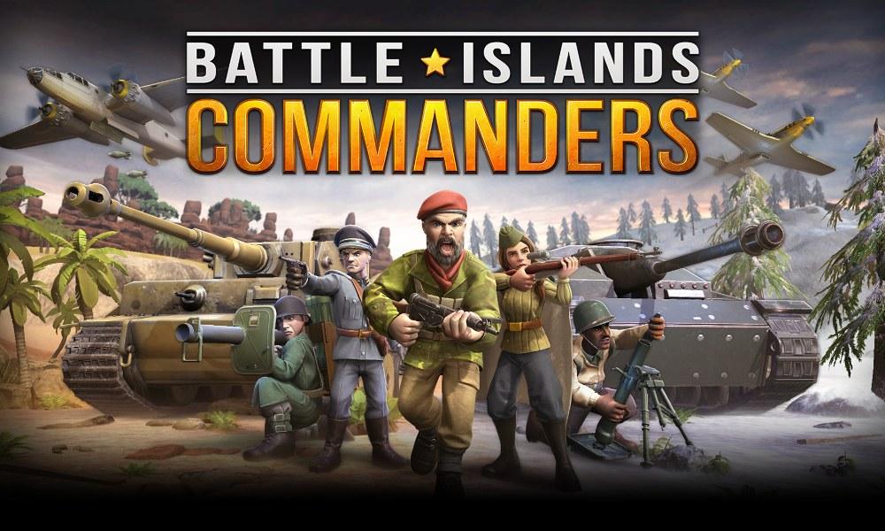 Battle Islands: Commander annuncio