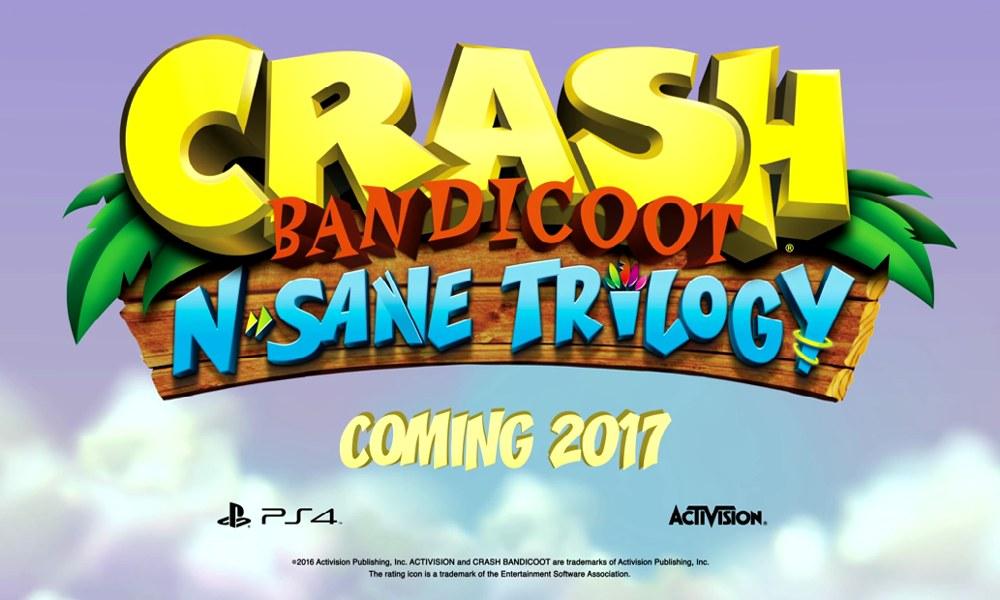 Crash Bandicoot N. Sane Trilogy data uscita