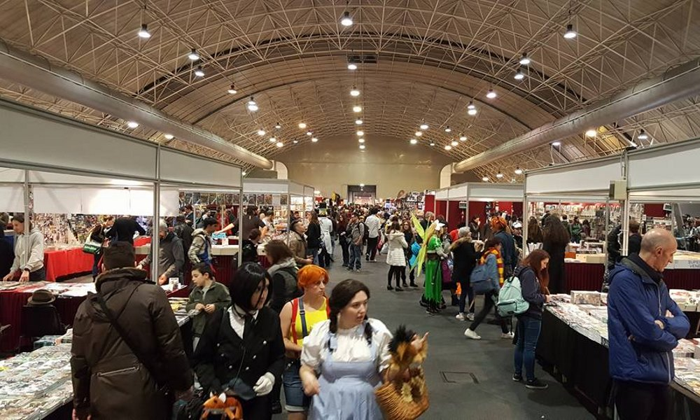 Festival del Fumetto di Novegro 2017
