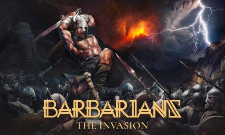 Parte la campagna Kickstarter di Barbarians!