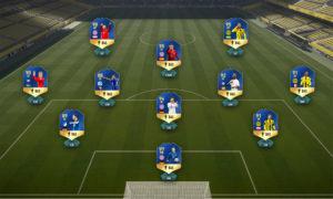 Team of the Season - Bundesliga