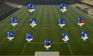 Team of the Season Bundesliga