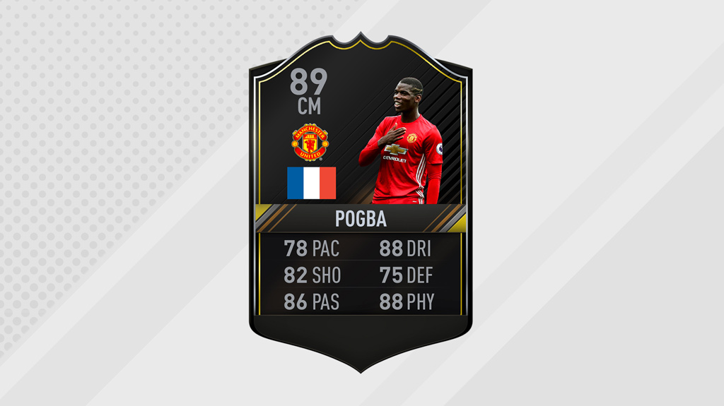 Pogba Ones to Watch