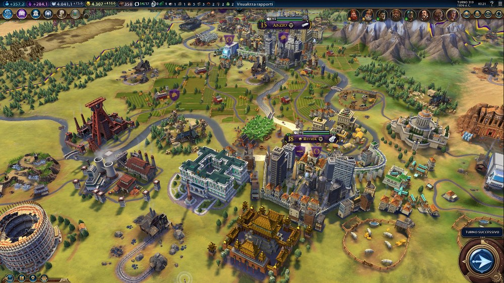 civilization VI gameplay