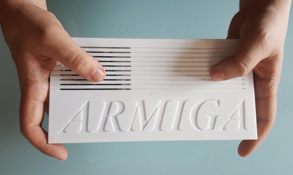 Armiga: chassis