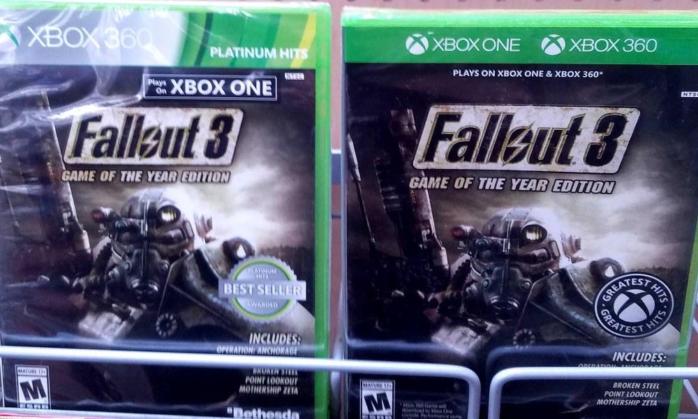 nuova confezione giochi Xbox 360