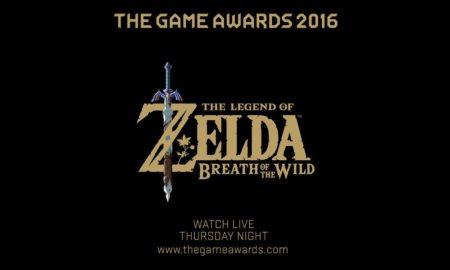 zelda game awards