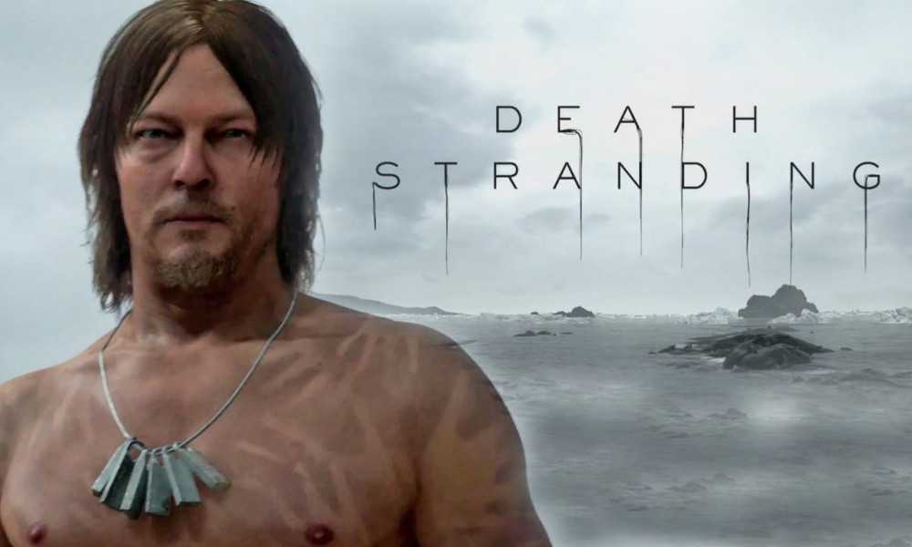 death stranding trailer game awards