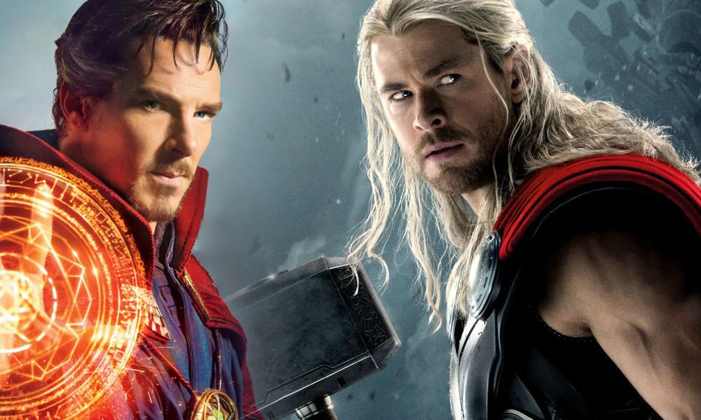 Strange Thor Ragnarok