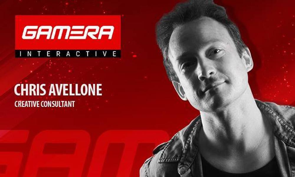 Chris Avellone Gamera Interactive