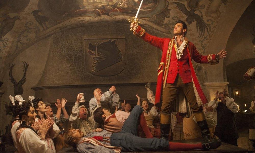 La bella e la bestia - Gaston