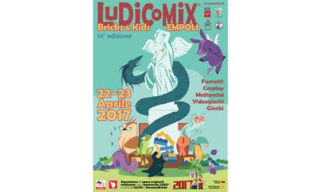 Ludicomix Bricks & Kids 2017