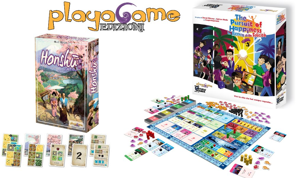 Playagame Edizioni novità 2017