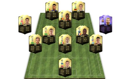 Team of the Week 32