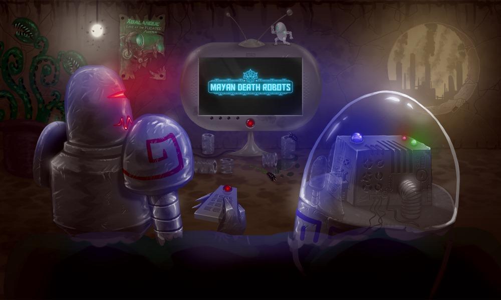 Mayan Death Robots: Arena
