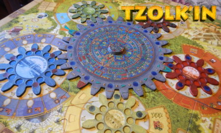 Tutorial pittura Tzolk'in