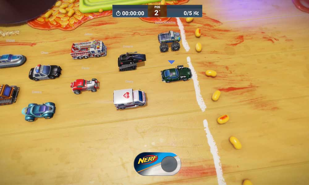 Micro Machines World Series-1