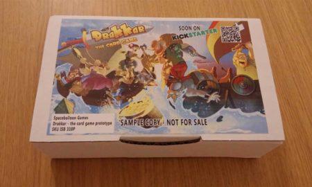 Drakkar – The Card Game: come sentirsi un vichingo