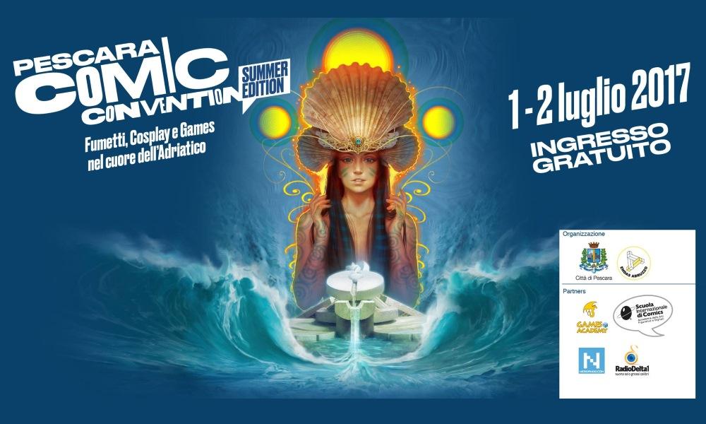 Pescara Comic Convention