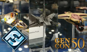 Fantasy Flight Games GenCon 2017