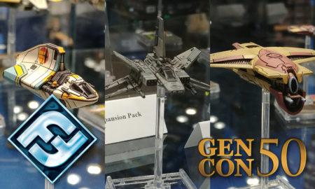 Fantasy Flight Games GenCon 2017