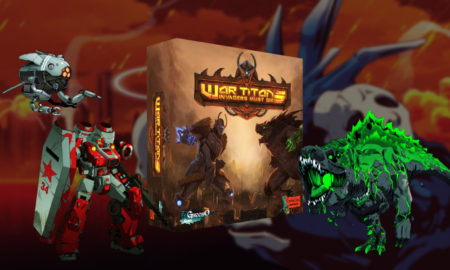 War Titans: Invaders Must Die Kickstarter