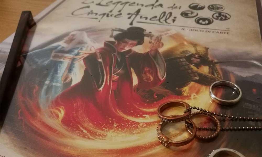 La leggenda dei cinque anelli