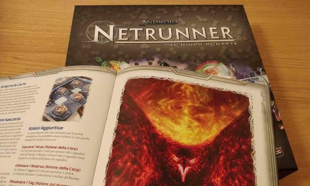 Android: Netrunner Il Gioco di Carte – Benvenuta, nuova edizione