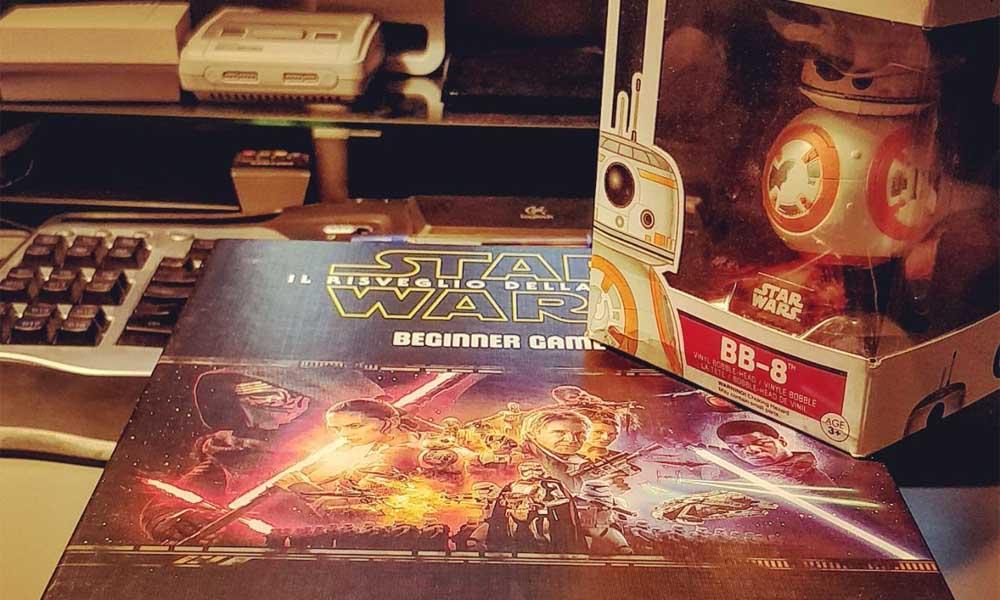 Star Wars Beginner Game