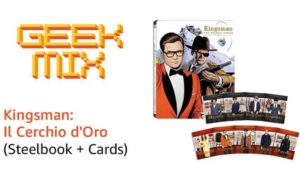 Geek Mix Kingsman