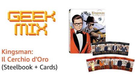 Geek Mix Kingsman
