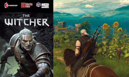 The Witcher GDR
