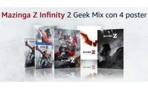 Amazon Geek Mix
