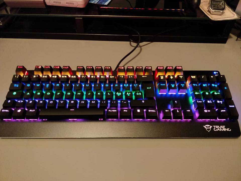 GXT 875 Ahora Mechanical Keyboard