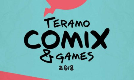Teramo Comix & Games 2018